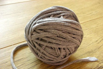 Making Of T-Shirt Yarn