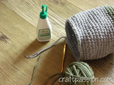 Crochet Drawstring Bag Free Pattern Craft Passion