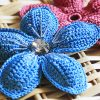 5 Petal Flower Crochet Pattern
