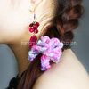 How To Style With Crochet Hair Scrunchies