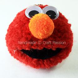 Pom-Pom Elmo