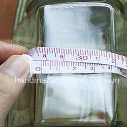 Pagoda Lantern Measure