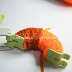 Pom Pom Pumpkin 3