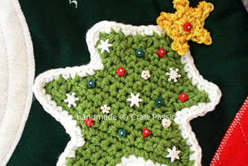 Christmas Tree Crochet Pattern