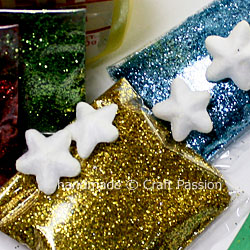 star glitter foam WIP1
