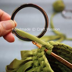 Loop Green Bag WIP1