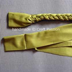 Loop Green Bag WIP3
