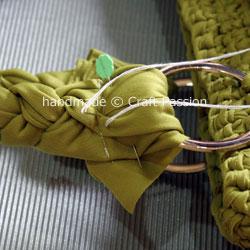 Loop Green Bag WIP4