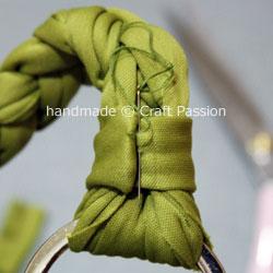 Loop Green Bag WIP6