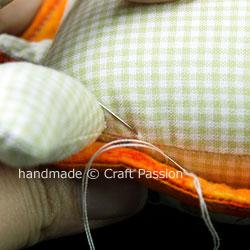Turtle pincushion combo WIP12