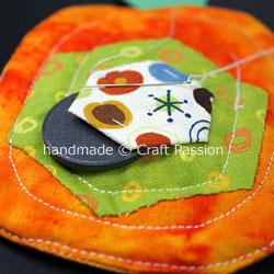 Turtle pincushion combo WIP13
