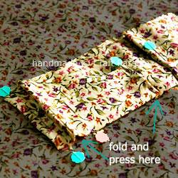 sew bag Slip Pocket