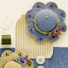 Spring Hat Pincushion by All People Quilt