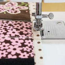 Floral wallet WIP8
