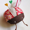 Bitty Bug Pincushion by Goody-Goody