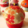 Tiny Pincushion by How About Orange