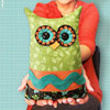 Owlivia Pincushion by Moda Bake Shop