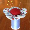 Handy Dandy Pincushion by Polkadot Pineapple