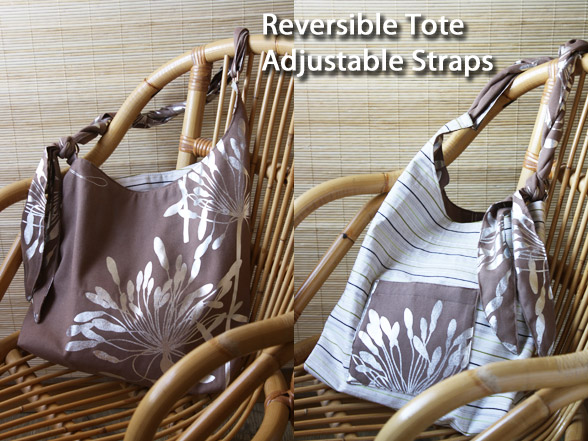 Reversible Total, Adjustable Strap