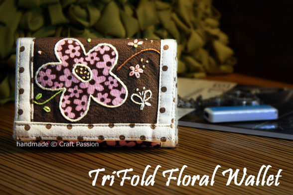 floral trifold wallet 9
