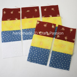 Sewing Goody Bag With Pattern Tutorial