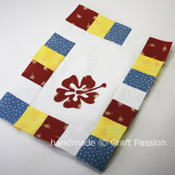 Sewing Goody Bag With Pattern Tutorial Image