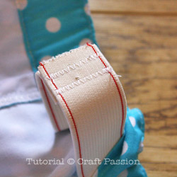 how to sew elastic waistband