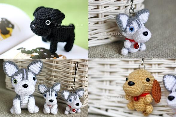 Crochet Labrador: How To Make Your Own Toy Dog - The Labrador Site | 392x588