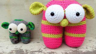 Substitue yarn in amigurumi