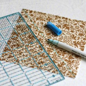 Sew Diagonal Quilt