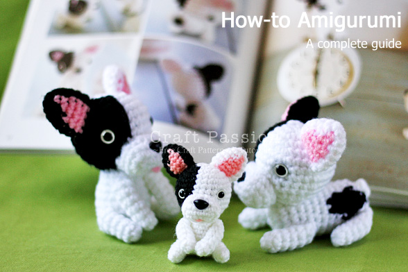 Guide to Crocheting Dog Toys | Shiny Happy World | 392x588