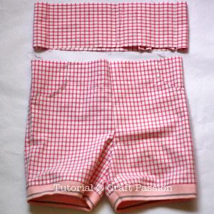 14 kid shorts waistband 1