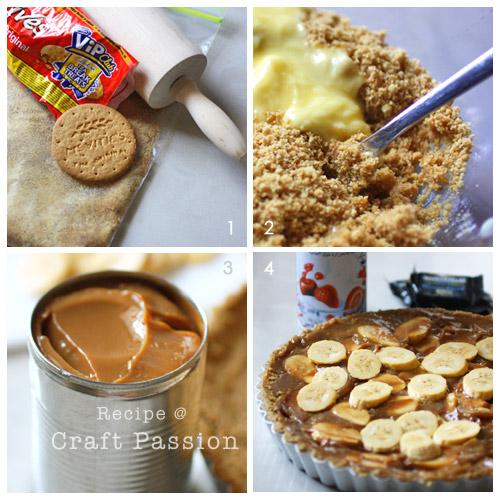 banoffee pie method