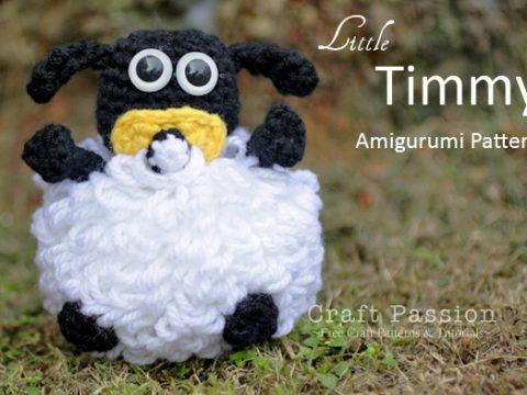 Amigurumi Lamb Crochet Free Pattern – Free Amigurumi Crochet | 360x480