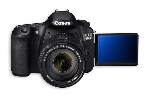 Canon EOS 60D And Why I Choose It