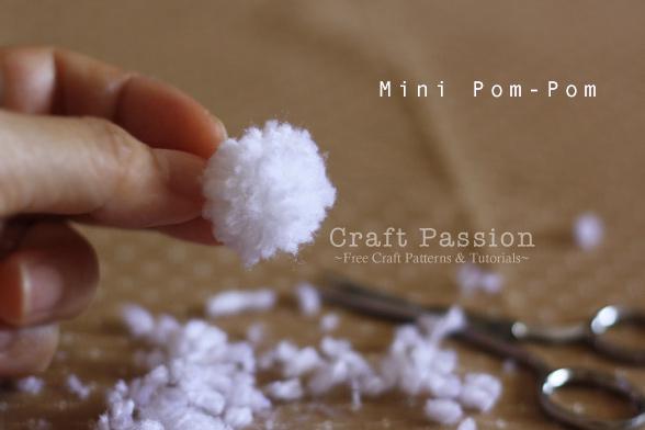 Mini Pom Pom