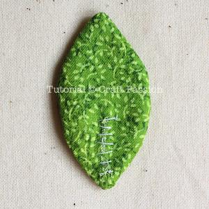 framed pear purse diy 15