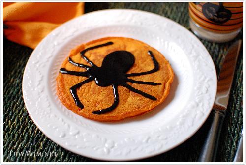Pancakes Spider