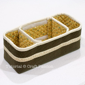 purse organizer insert with dividers