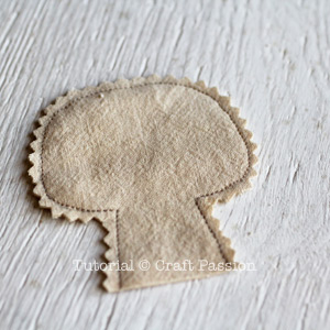 Sew Angel Ornament 3