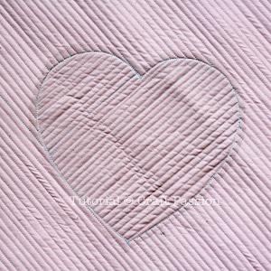 valentine pillow sew 10