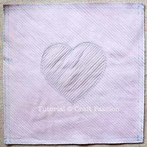 valentine pillow sew 14