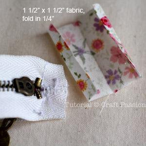 zipper binding 1