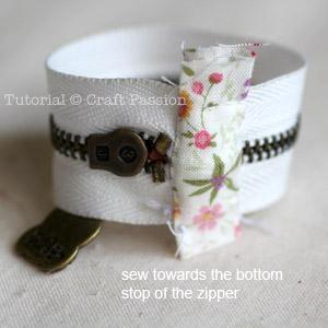 zipper binding 3