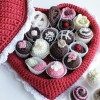 Crochet Chocolate Box