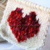 Knit A Heart