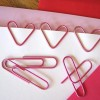 Heart-Shaped Paper Clips