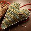 Soft Crocheted Heart