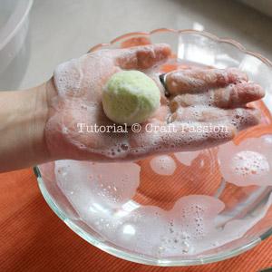 wet felting egg 7