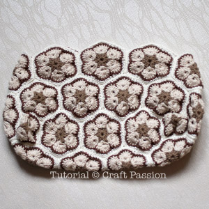 african flower crochet bag 1
